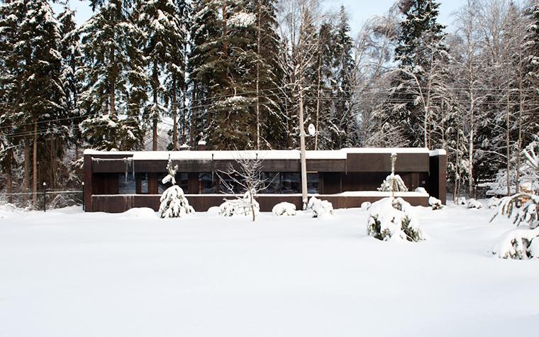 Загородный дом. фасад из проекта , фото №38289