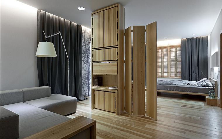 интерьер спальни - фото № 30637