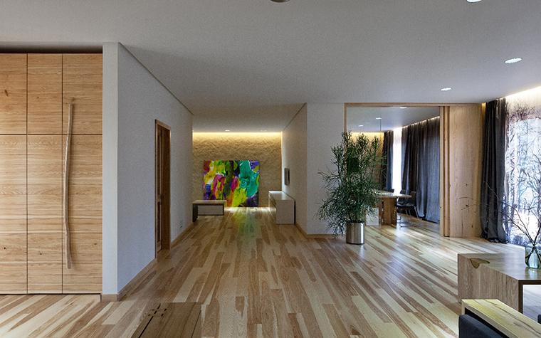интерьер холла - фото № 30652