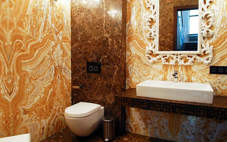 Фото № 32586 ванная  Загородный дом