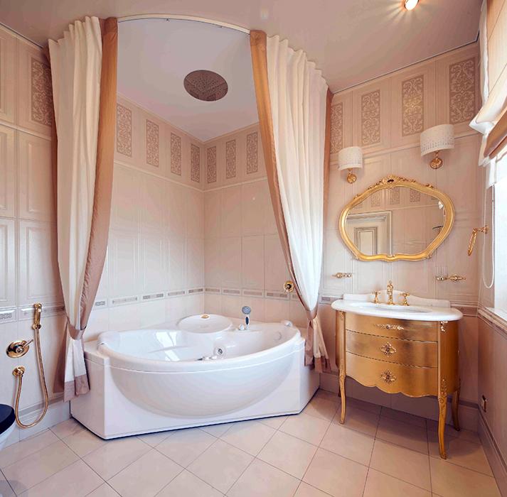 Фото № 31198 ванная  Загородный дом
