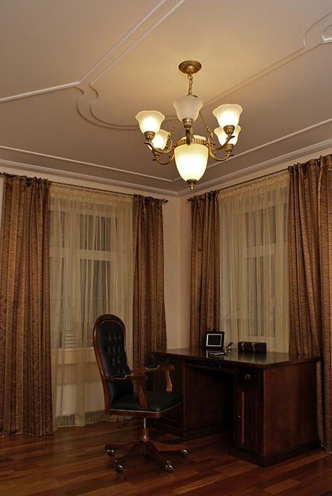 интерьер кабинета - фото № 31234