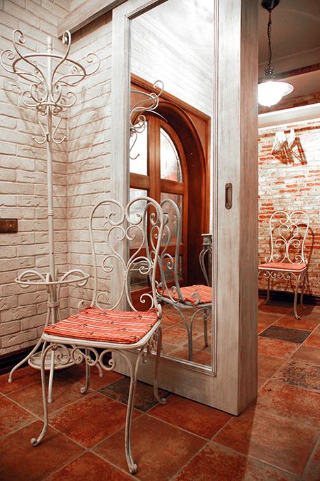 Загородный дом. холл из проекта , фото №31434