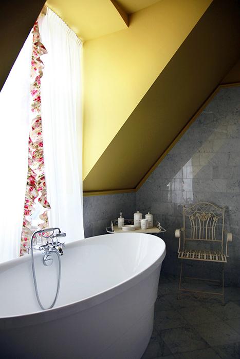 Загородный дом. ванная из проекта , фото №31421