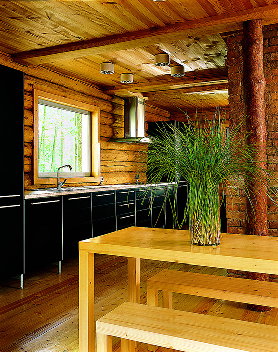 интерьер кухни - фото № 31469