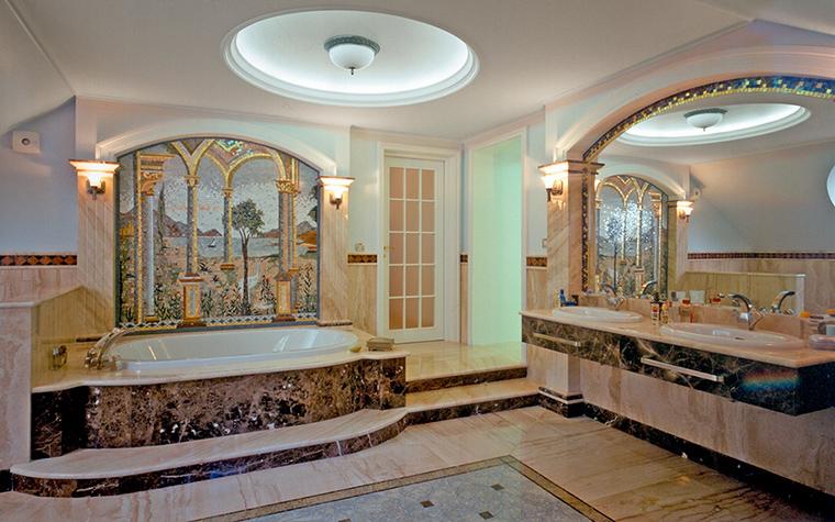 интерьер ванной - фото № 31648