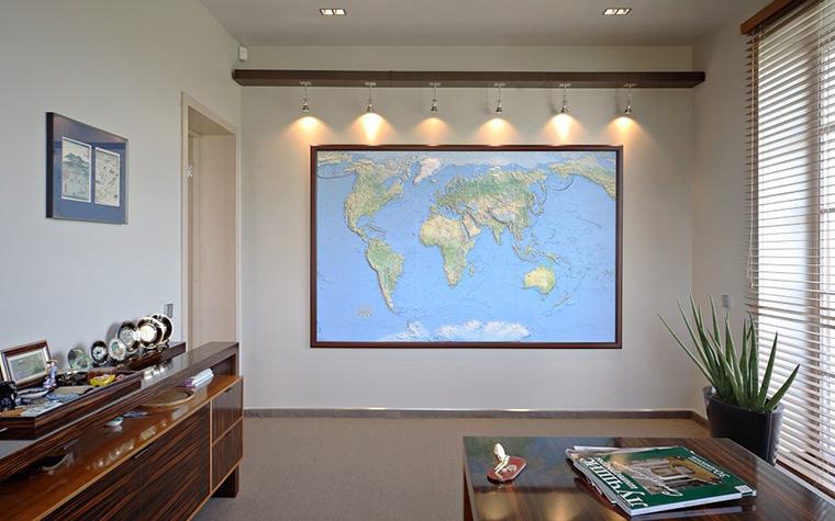 интерьер кабинета - фото № 32045
