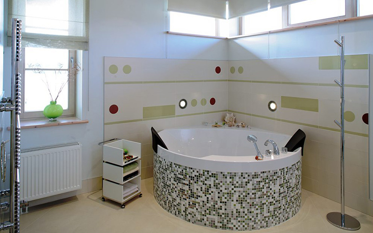 19 ванных комнат с джакузи