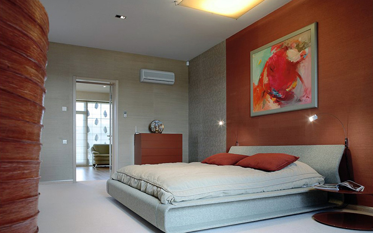 интерьер спальни - фото № 32040