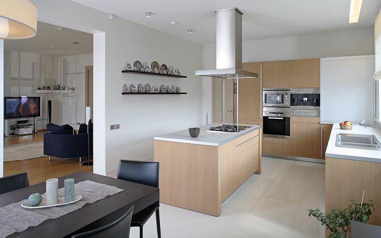 интерьер кухни - фото № 32057