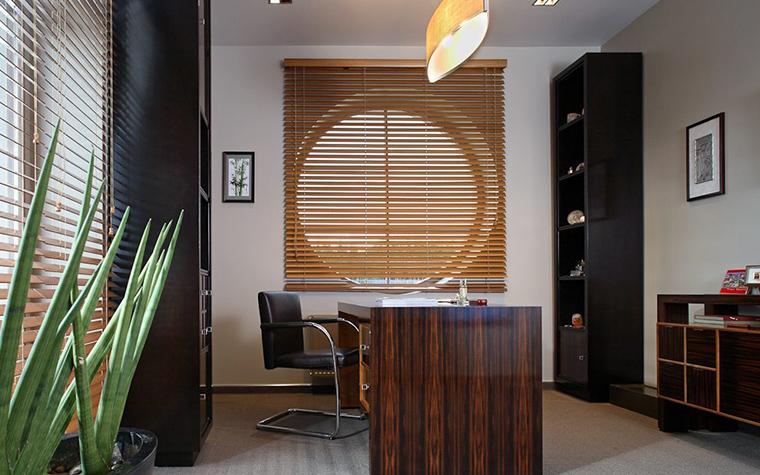 интерьер кабинета - фото № 32046