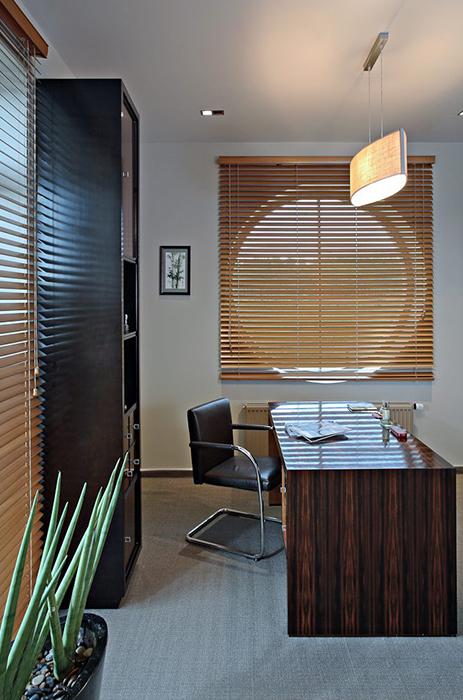интерьер кабинета - фото № 32047