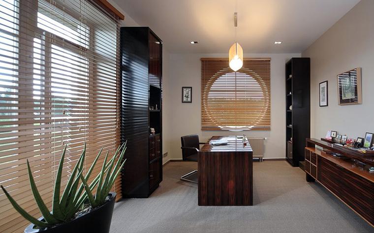интерьер кабинета - фото № 32048