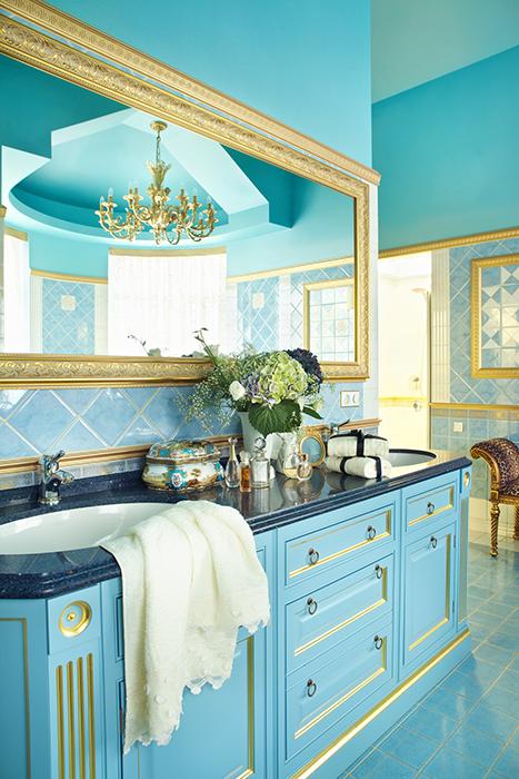 интерьер ванной - фото № 32092