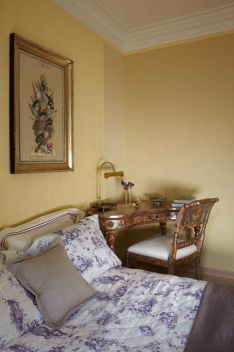 Загородный дом. спальня из проекта , фото №32256