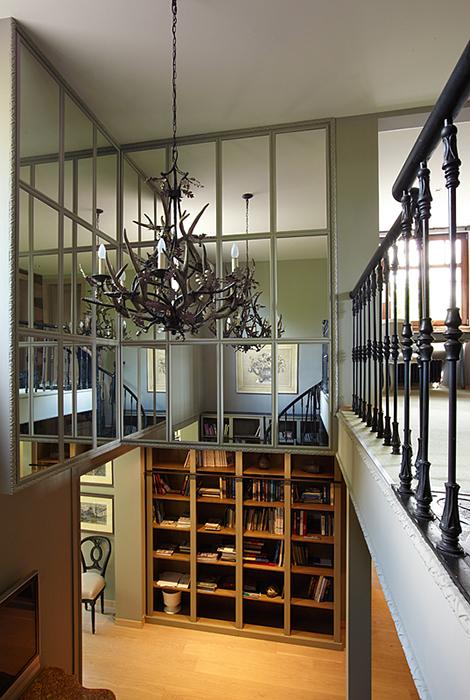 Загородный дом. холл из проекта , фото №32253