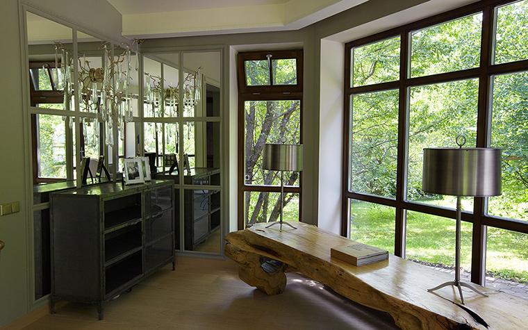 Загородный дом. комната отдыха из проекта , фото №32259