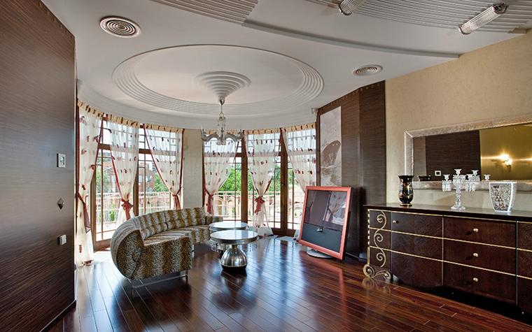 интерьер гостиной - фото № 32447