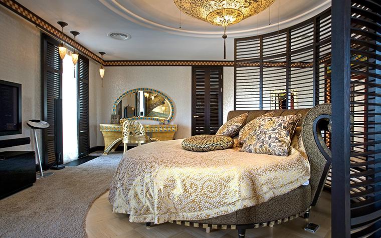 интерьер спальни - фото № 32436