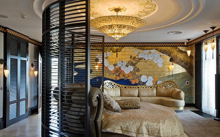 интерьер спальни - фото № 34858