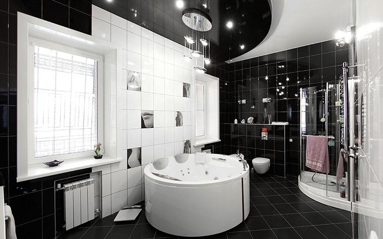 Фото № 32564 ванная  Загородный дом