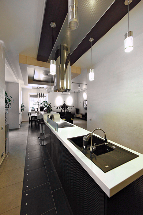 интерьер кухни - фото № 32568