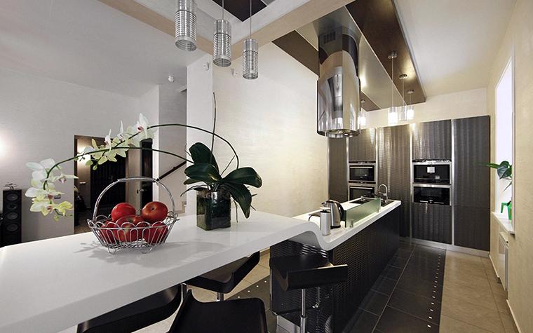 интерьер кухни - фото № 32569