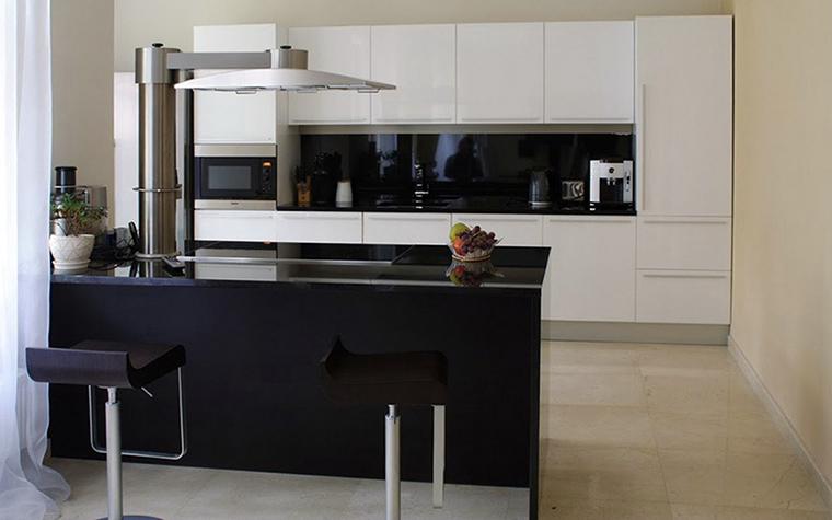 Загородный дом. кухня из проекта , фото №32765