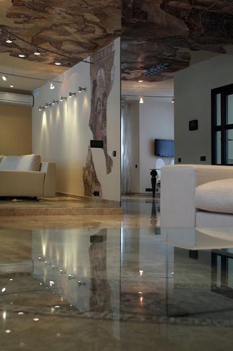 интерьер гостиной - фото № 32793