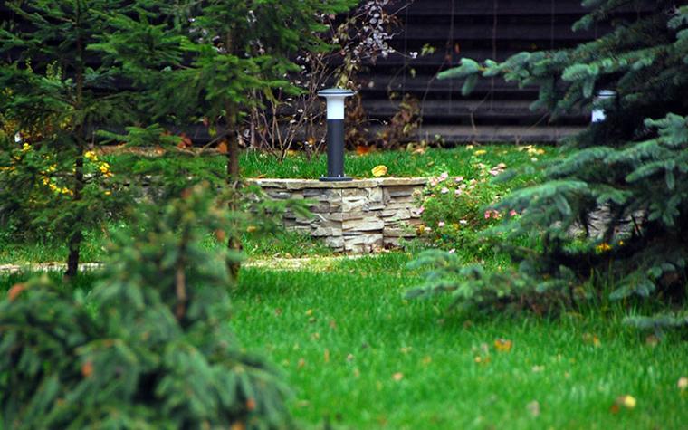 Загородный дом. сады из проекта , фото №32941
