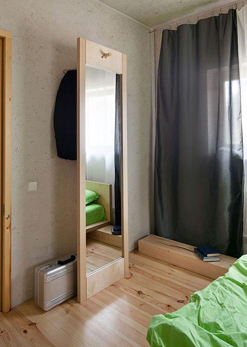 интерьер спальни - фото № 33356