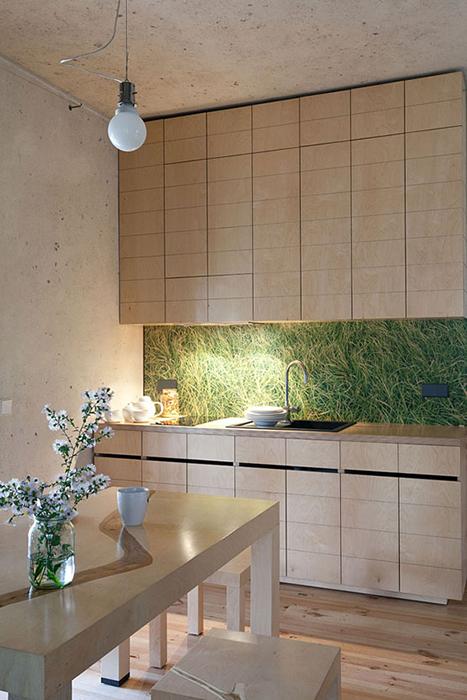 Загородный дом. кухня из проекта , фото №33349