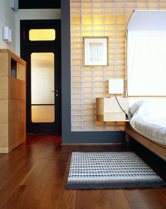 интерьер спальни - фото № 33657