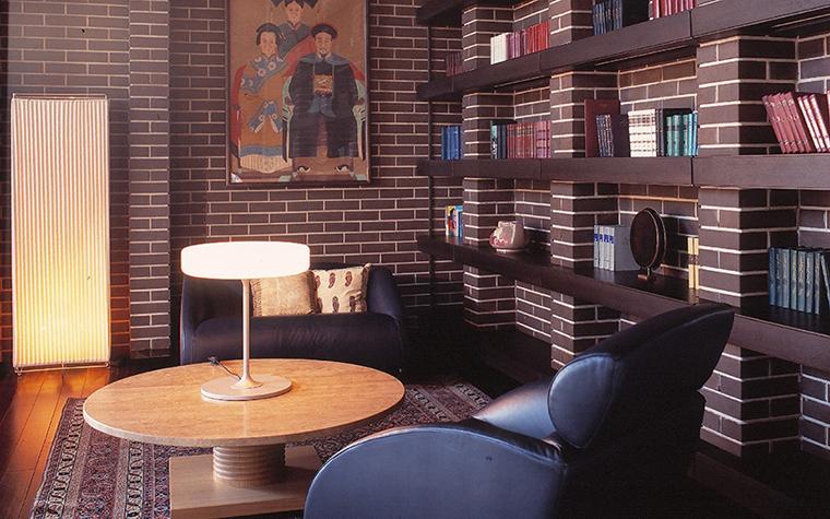 интерьер кабинета - фото № 33652