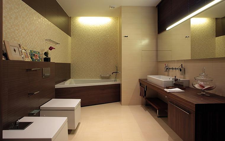 интерьер ванной - фото № 33867