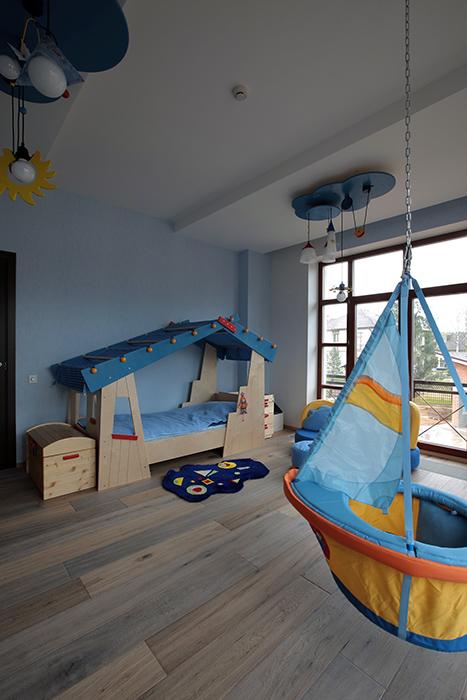 интерьер детской - фото № 33872