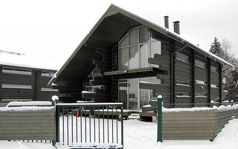 Фото № 33901 фасад  Загородный дом