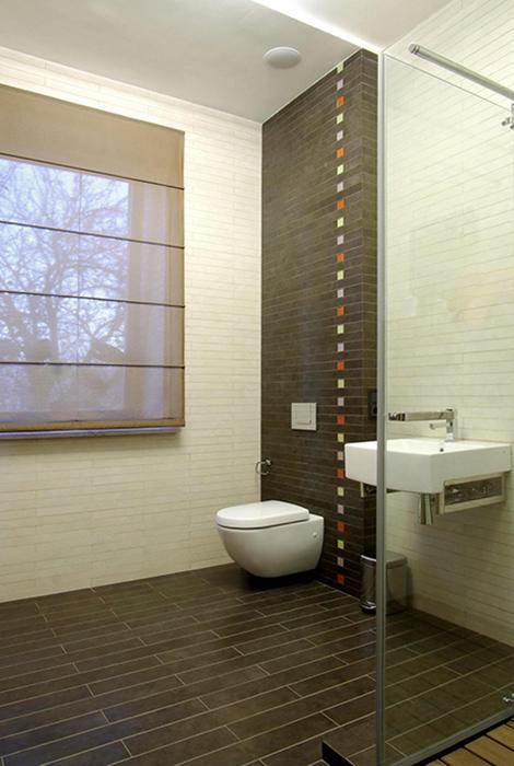 Фото № 34077 ванная  Загородный дом