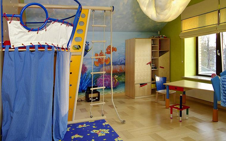 Фото № 34083 детская  Загородный дом