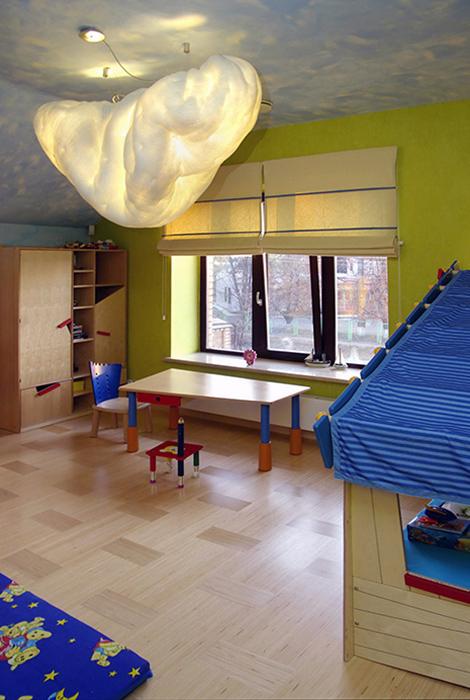 Фото № 34084 детская  Загородный дом
