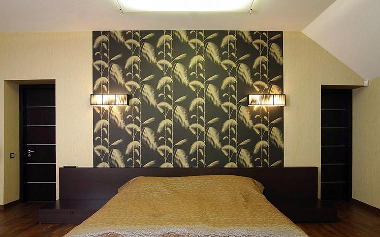интерьер спальни - фото № 34082