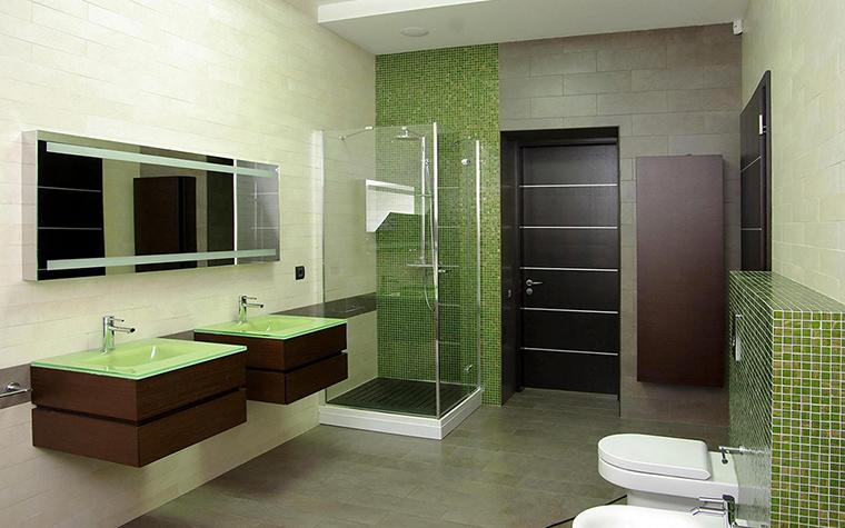 Фото № 34078 ванная  Загородный дом