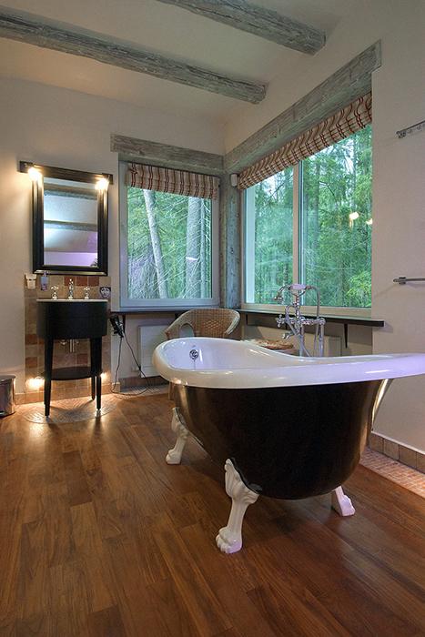 интерьер ванной - фото № 34275