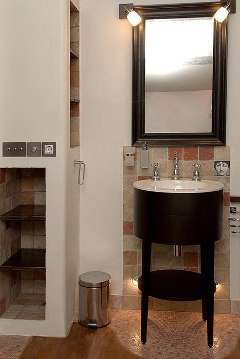 интерьер ванной - фото № 34276