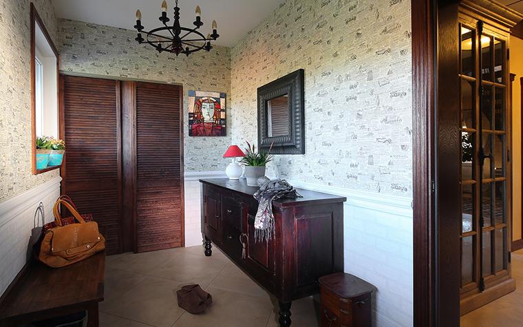 Загородный дом. холл из проекта , фото №34453