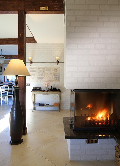 Фото № 34443 гостиная  Загородный дом