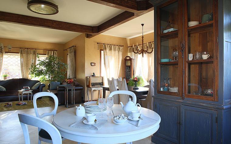 Загородный дом. кухня из проекта , фото №34448