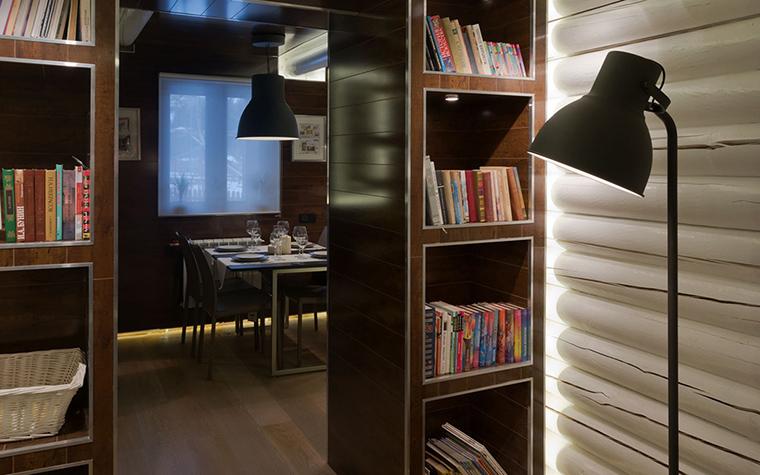интерьер гостиной - фото № 34484