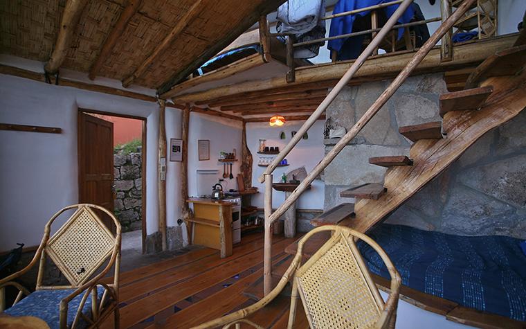интерьер гостиной - фото № 34922