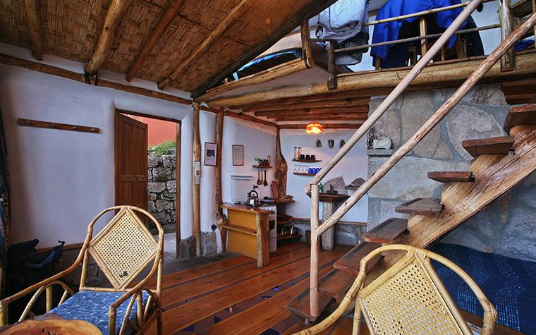 интерьер гостиной - фото № 34924